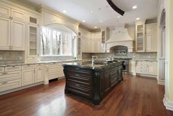 Island Westchester NY Granite kitchen - Pound Ridge Pound Ridge